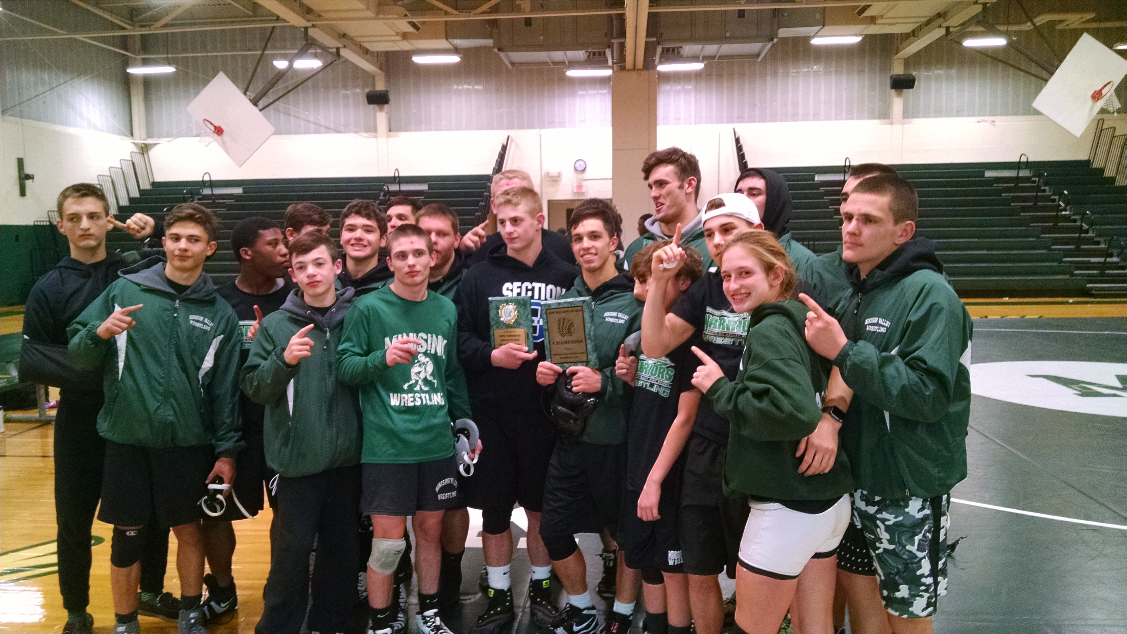 2016 2017 section 9 wrestling wallkill clarkstown north tour nt wallkill crowned 2 champs 3 runner ups and 2 thirds at the clarkstown north tour nt this sunday
